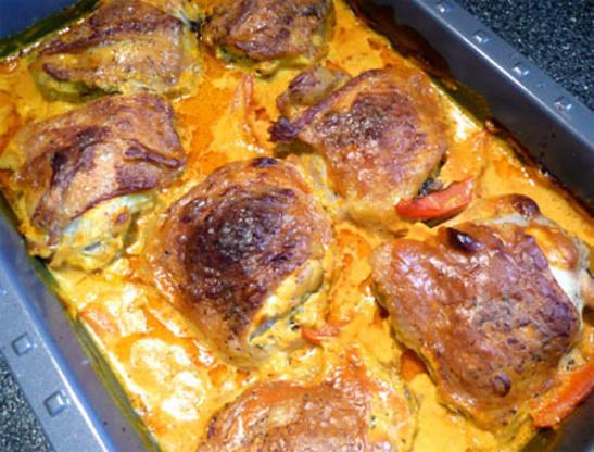 Southern Style Braised Thai Chicken Recipe Genius Kitchen
