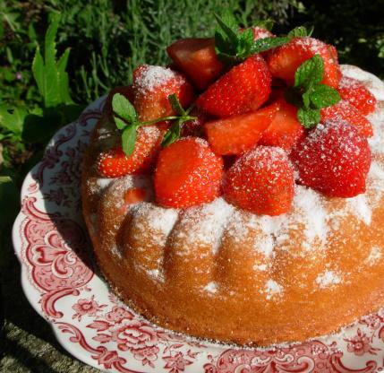 Austrian Strawberry Torte Recipe Baking Genius Kitchen