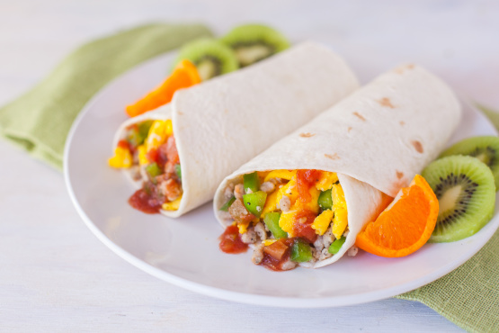 Breakfast Burritos Once A Month Cooking