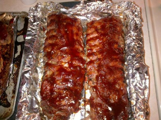 low and slow oven baked ribs super simple recipe