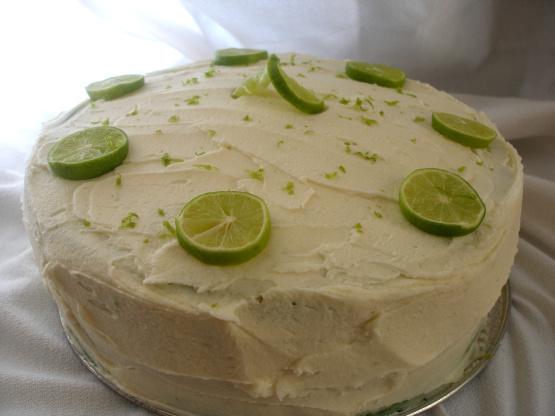 All Recipe Key Lime Cake