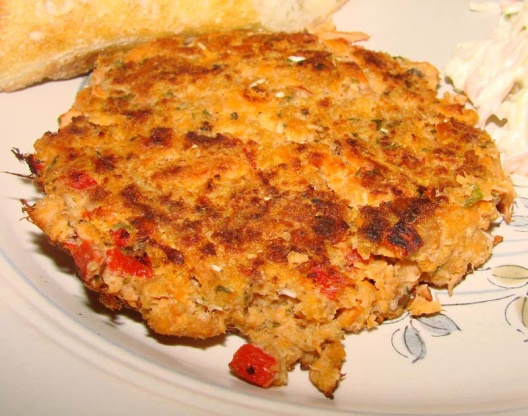 Rachael Ray Salmon Cake Recipe