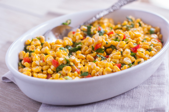 Mexican Corn Salad Recipe - Genius Kitchen