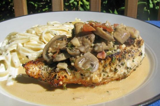 Chicken Marsala Like Carrabbas Recipe Genius Kitchen