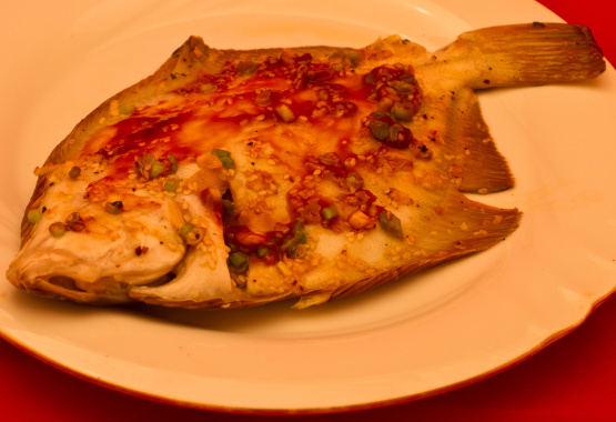 how to cook lemon sole fillet in the oven