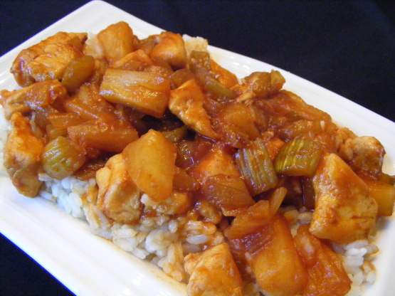Crock Pot Hawaiian Chicken Recipe Genius Kitchen