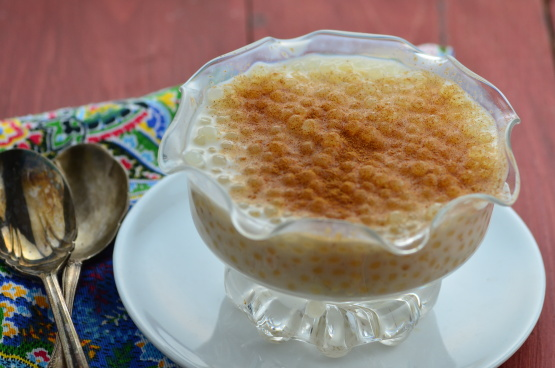 Old Fashioned Tapioca Pudding Recipe Genius Kitchen