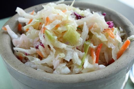 Marinated Coleslaw Recipe - Genius Kitchen