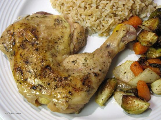 Slow Cooker Garlic Chicken Recipe Genius Kitchen