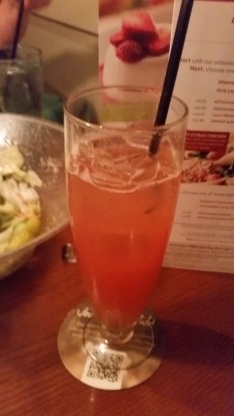 Olive Garden Drink Recipes Strawberry