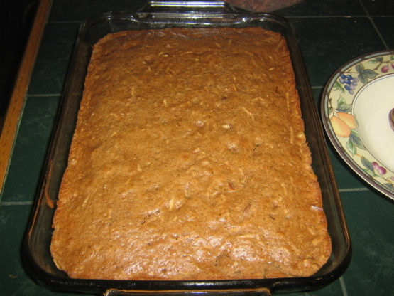 Placerville Apple Hill Cake Recipe