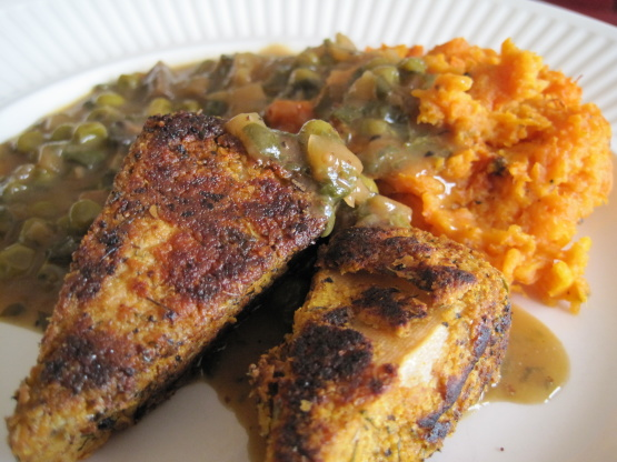 Southern fried tofu recipe genius kitchen forumfinder Image collections