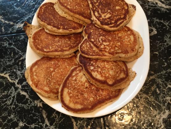 Cracker Barrel Buttermilk Pancakes Recipe - Genius Kitchen