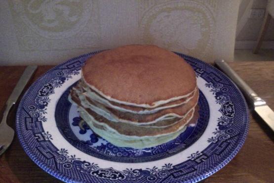Quick Sourdough Pancakes Recipe