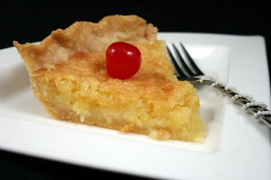 Pineapple Pie Johnny Cashs Mothers Recipe Recipe Genius