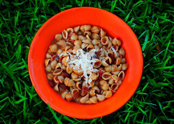 Pasta E Fagioli By Giada De Laurentiis Recipe Genius Kitchen