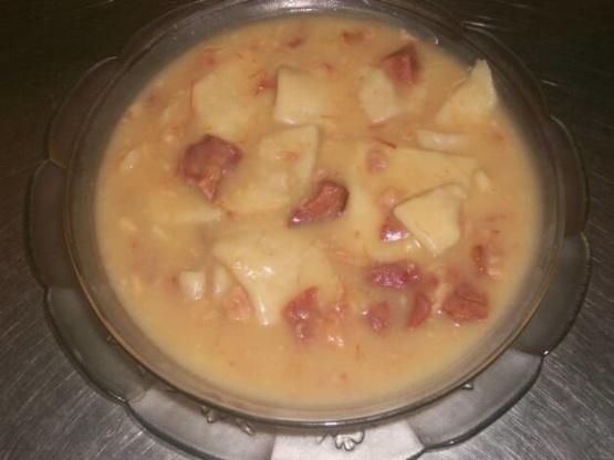Ham Pot-pie Recipe - Genius Kitchen