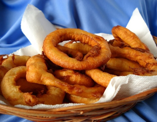 Onion Rings Batter Recipe Without Milk