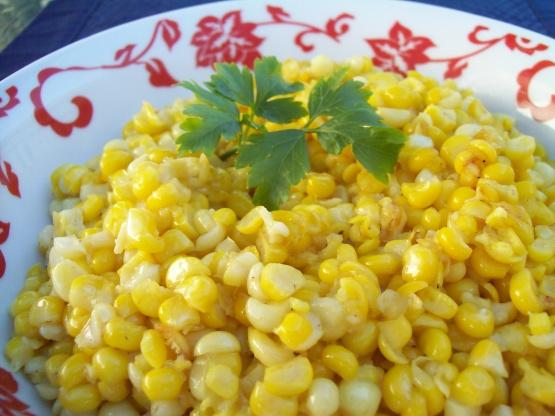 how to make fried corn