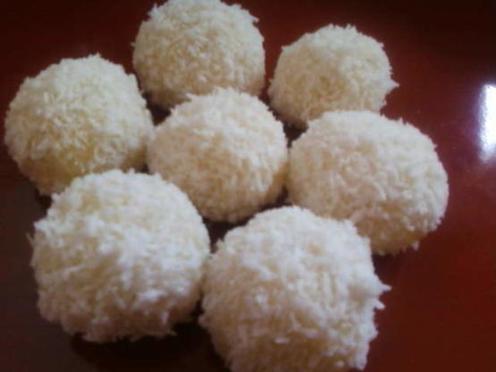 Coconut Snowballs Recipe Genius Kitchen