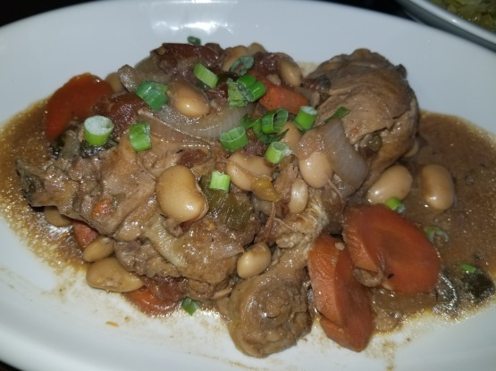 Authentic Jamaican Brown Stew Chicken Recipe Genius Kitchen