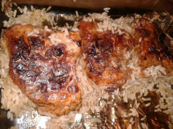 Pork Chop Rice Casserole Recipe Genius Kitchen