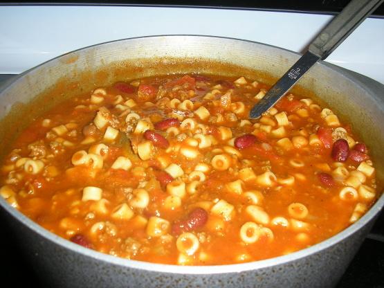 Image Result For Pasta Eioli Soup Olive Garden Nutrition