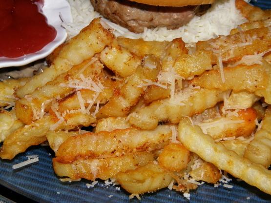 Seasoned French Fries Recipe Genius Kitchen