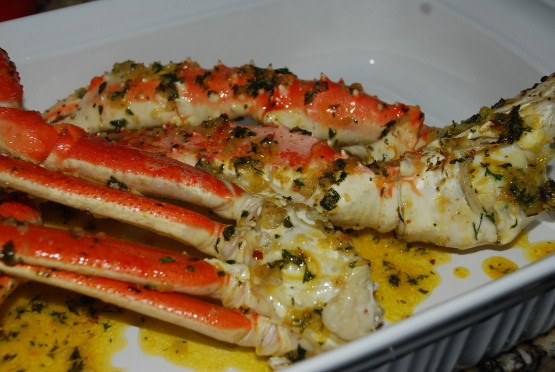 Oven Roasted Dungeness Crab Recipe Genius Kitchen