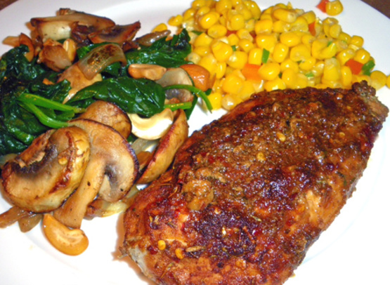 Jamaican style chicken recipe genius kitchen like forumfinder Gallery