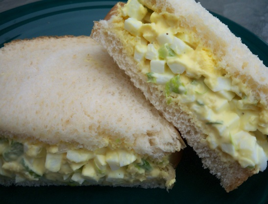 Deviled egg salad sandwiches recipe genius kitchen forumfinder Gallery