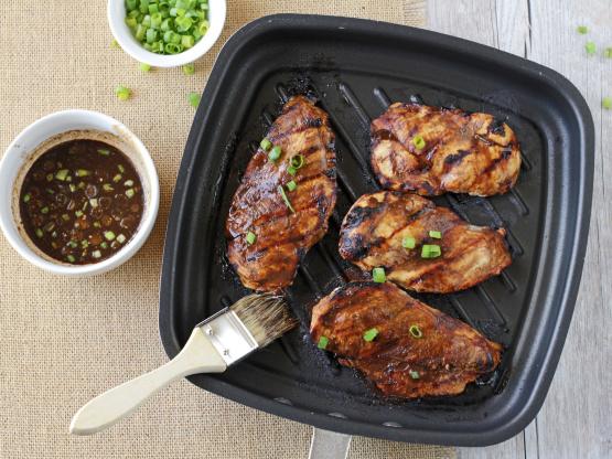 Grilled Balsamic Chicken Recipe Genius Kitchen