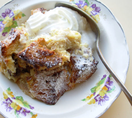 Vanilla and cinnamon challah bread pudding jewish recipe genius like forumfinder Image collections