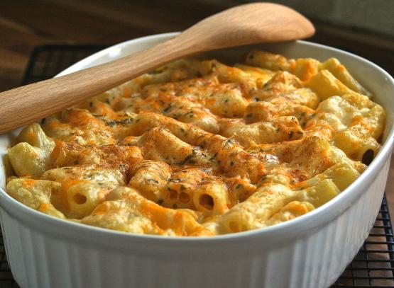 Dave Roberts Mac And Cheese Recipe - Genius Kitchen