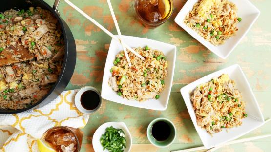 Chinese Fried Rice Recipe - Genius Kitchen