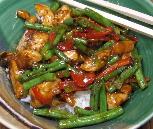 Singapore black pepper chicken recipe genius kitchen like forumfinder Gallery
