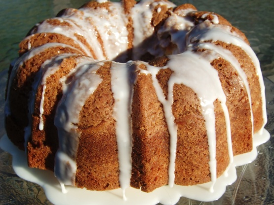 How To Make Pumpkin Coffee Cake