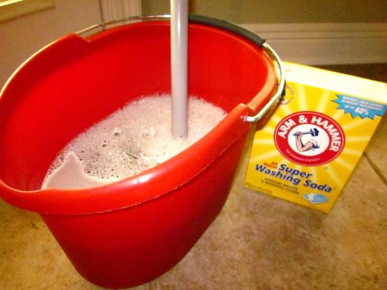 Kitchen Floor Cleaner Recipe