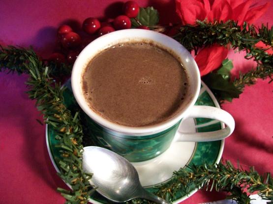 Mayan Hot Chocolate Recipe Genius Kitchen