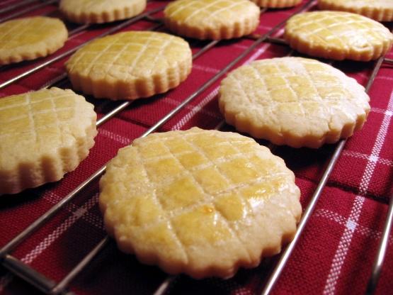 Butterscotch Cake Recipe Joy Of Baking: French Butter Cookies From Joy Of Baking Recipe