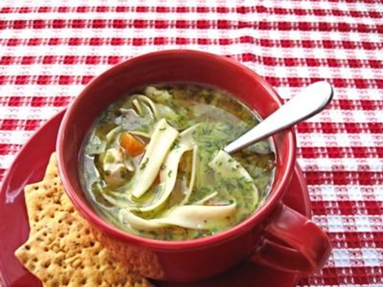 Chicken Noodle Soup Ina Gartens Recipe Recipe Genius Kitchen