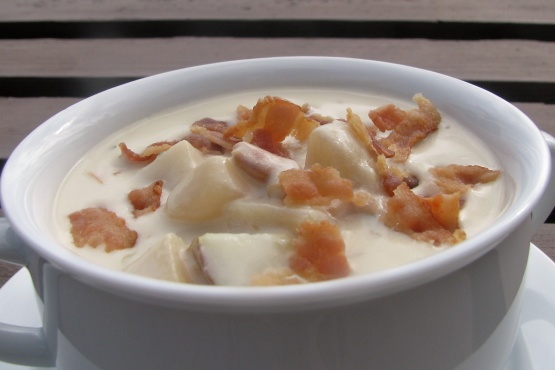 Clam Chowder Recipe America S Test Kitchen