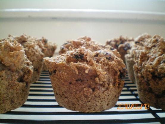 All Bran Muffins Recipe Genius Kitchen