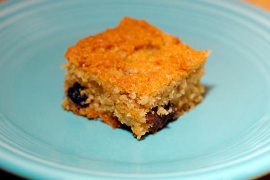Gluten Free Dried Apricot Cake