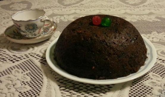 Christmas Plum Pudding Recipe Australian Genius Kitchen