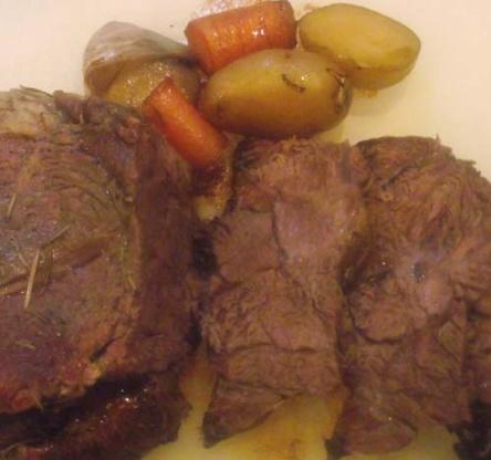 Pot Roast Jardiniere Recipe Genius Kitchen