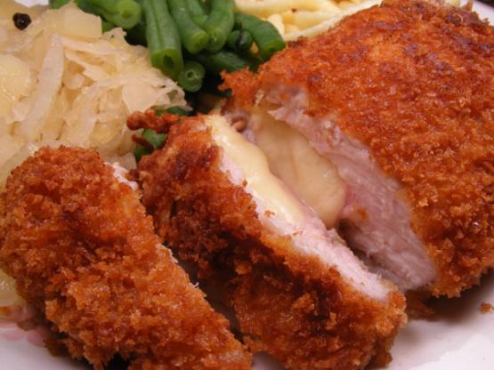 Pork cordon bleu recipe genius kitchen forumfinder Image collections