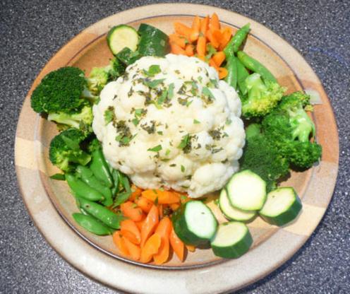 Steamed vegetable platter gronsaksfat recipe genius kitchen like forumfinder Choice Image