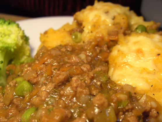 how to make cottage pie for 2