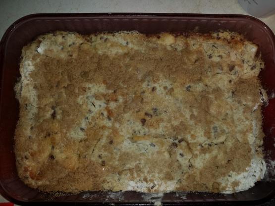 Cake Mix Apple Crisp Recipe Genius Kitchen